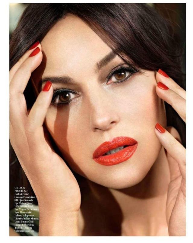 Monica Bellucci, beauty, skindeep, vogue, natural, godess